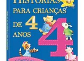 Historias para crianças de 4 ano
