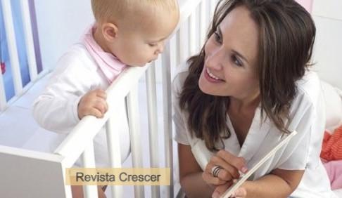 Introdução do idioma materno desde a barriguinha da mamãe