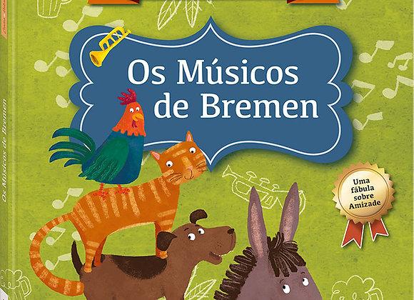 Contos de Virtudes e Valores - Os Músicos de Bremen