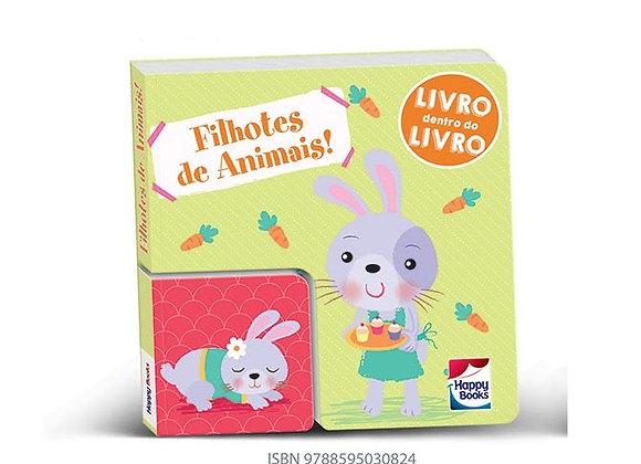 Filhotes de animais - Livro dentro do Livro (unidade)