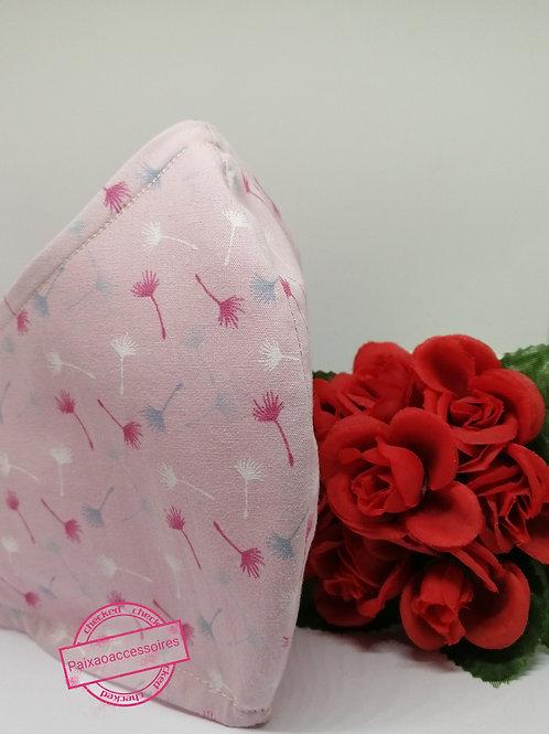 Flor ao vento - Máscara (ADULTO)