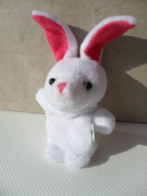 Fantoche de dedo - coelho