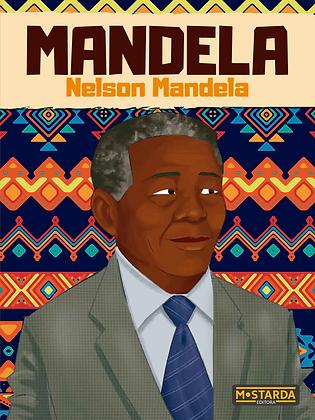 MANDELA  (da COLEÇÃO BLACK POWER)