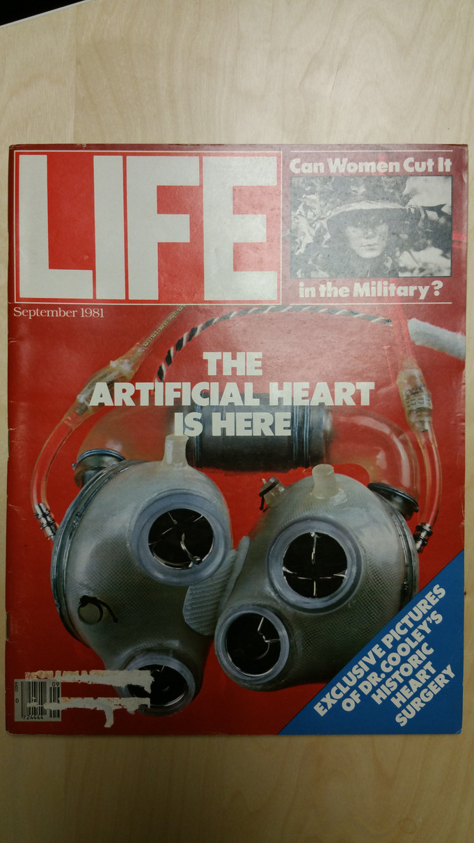 The Artificial Heart is Here!