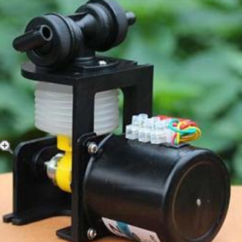 Synchronous Motor Dosing Pump