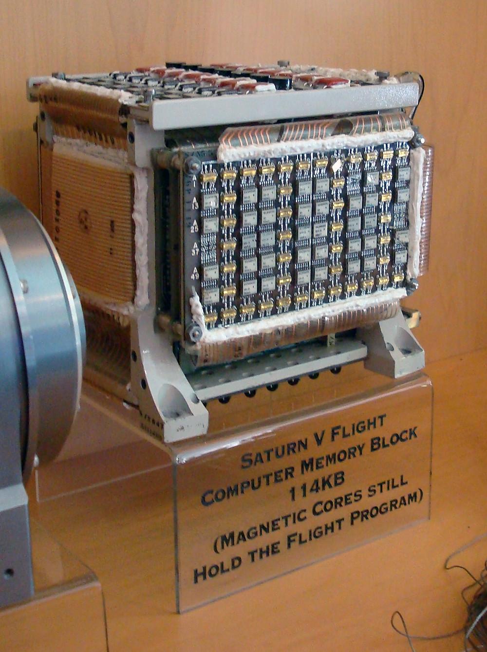 Apollo Saturn V Flight Computer