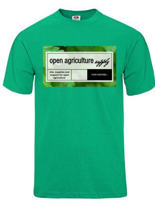 Open Agriculture Supply T-Shirt - Men's