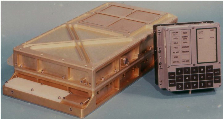 Apollo Guidance Computer - Image from Wikipedia