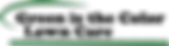 Green is the Color no inc Logo.png