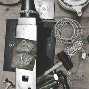 Studio Image - Richard F Burns Jewellery