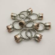 Potion Rings in progress - Richard F Burns Jewellery