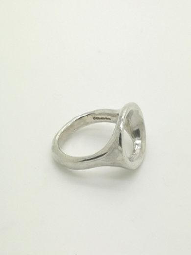 Sterling Silver La Luna Ring