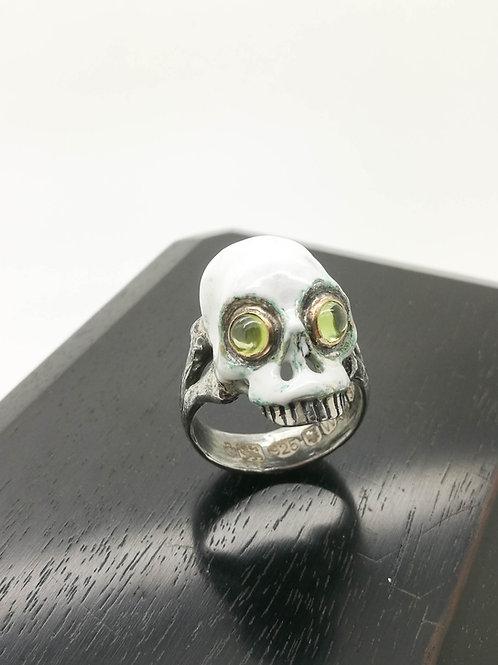 Big Monster Skull Ring