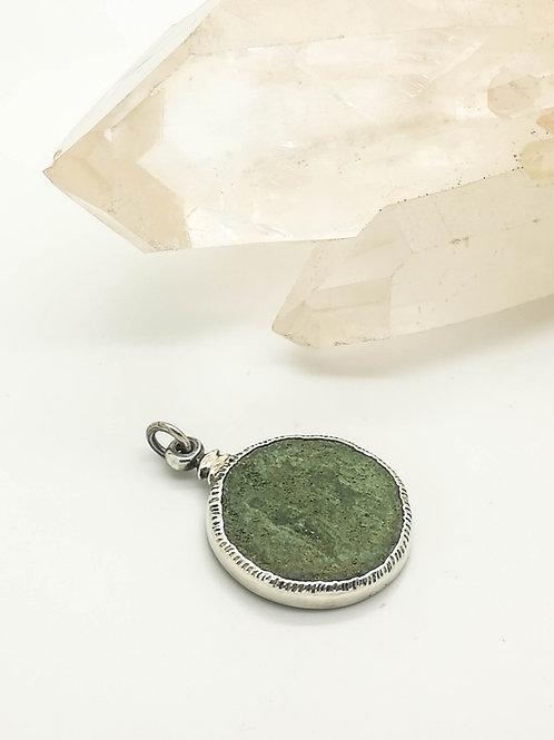 Ancient Roman Coin Pendant