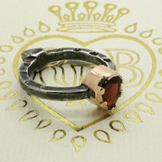 Medieval Style Ring - Richard F Burns Jewellery