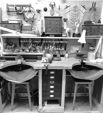 Richard F Burns Student Studio Workspace