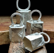 Making Sterling Silver Mounts - Richard F Burns Jewellery