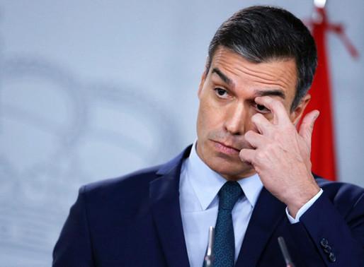 La crisis de comunicación de Pedro Sánchez