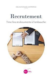 liste des documents à l'embauche