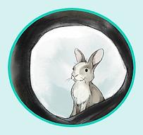 Last little rabbit teal .png
