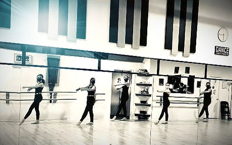 Covid Dancers