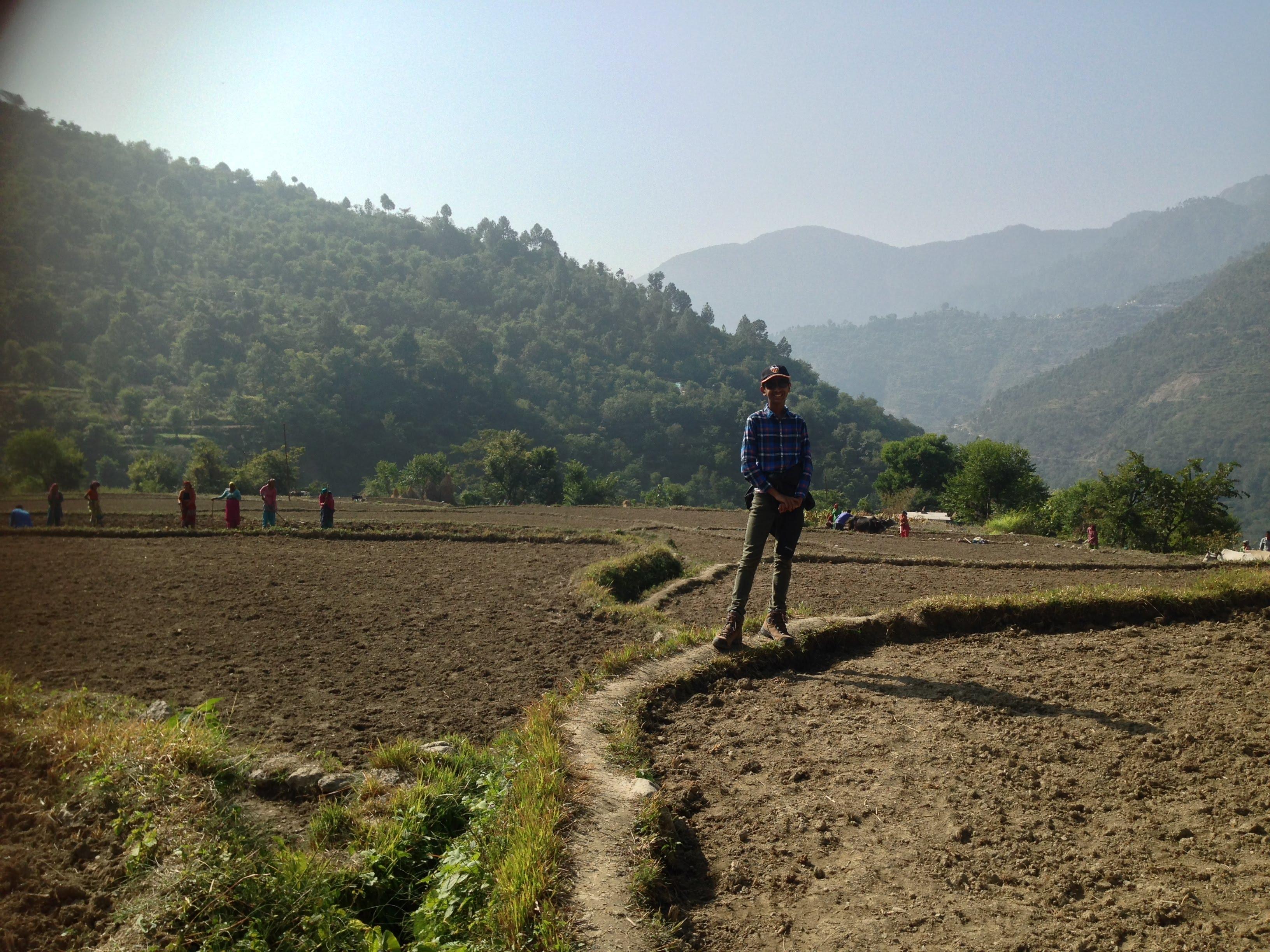Arjuna.s Himalayan Experience