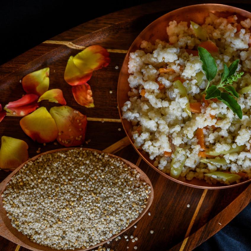 Jhangora Barnyard Millet