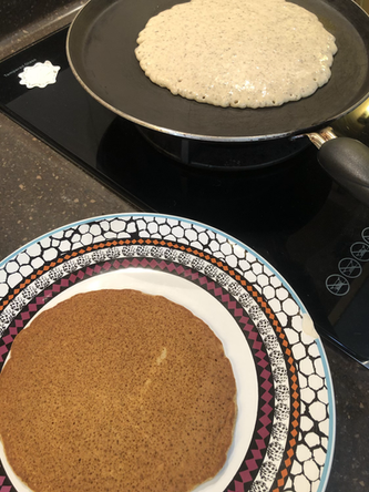 RECIPE: Buckwheat Pancakes