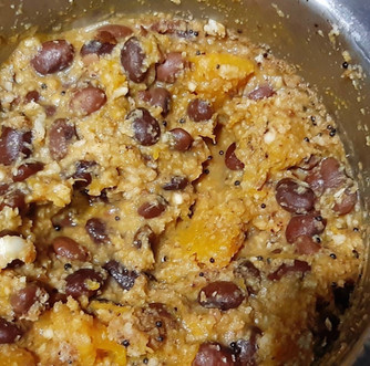 RECIPE: Kerala Elissery with Kidney Beans