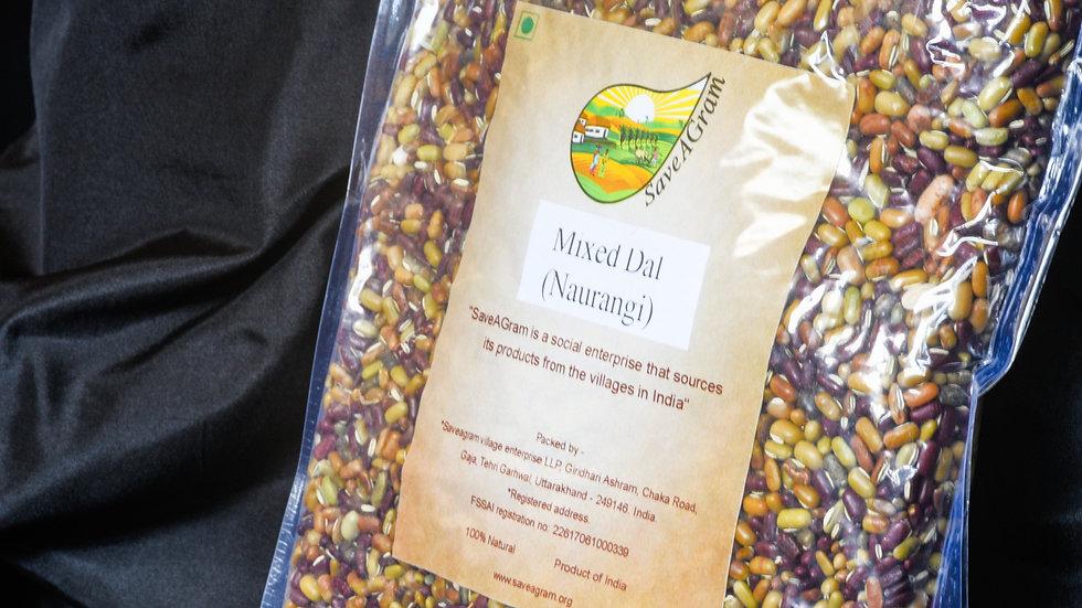 Mixed Dal (Naurangi)