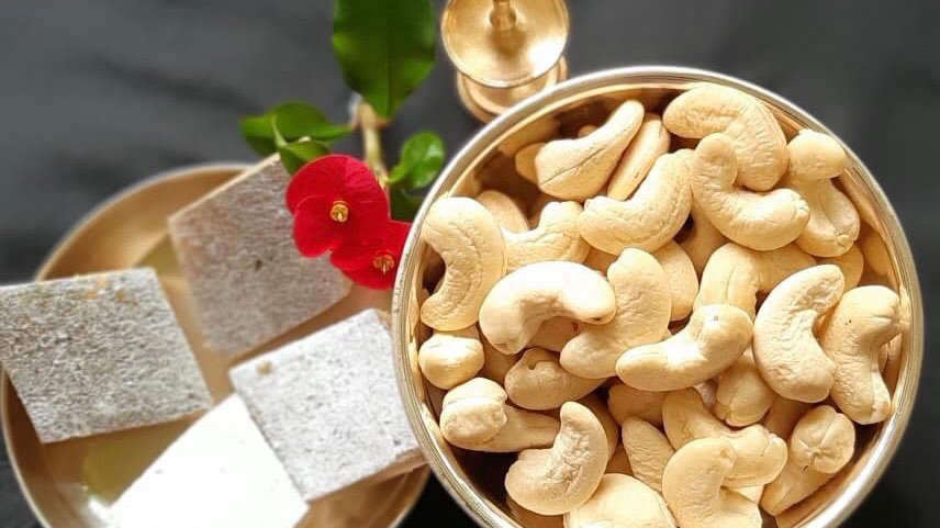 Cashew Nuts 250gms