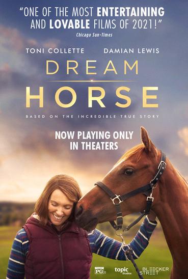 Dream Horse -  17th November @7:30pm - £5