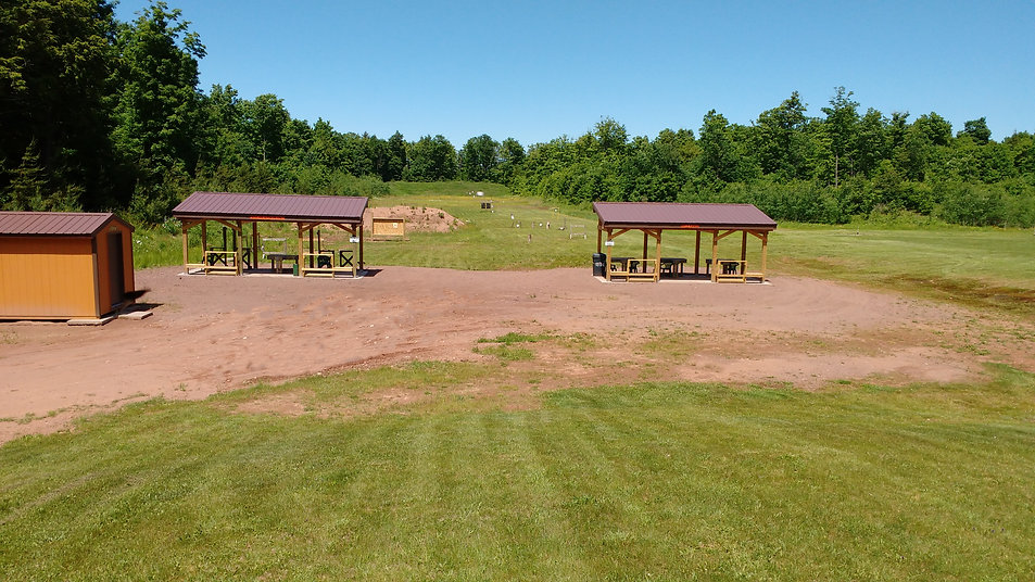 Looking north at the Superior Range Shooters Club