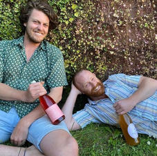 Alex and Rob of Little Brunswick Wine Co.