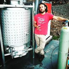 Stu Dudine of Alkimi Wines