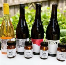 Fleet Wine Line Up