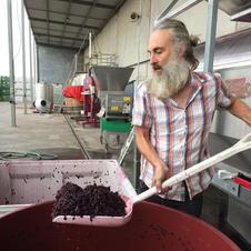 Matt Aulich from Blood Moon Wines