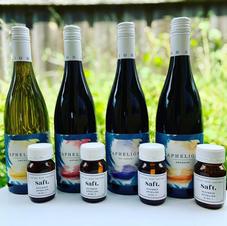 Aphelion Wine Line Up