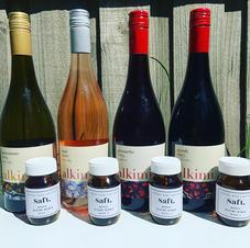 Alkimi Wine Line Up