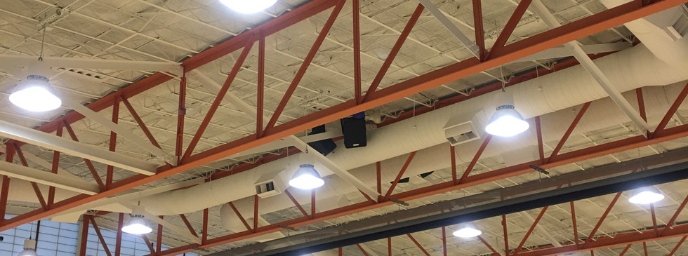 Gym Ceiling 3