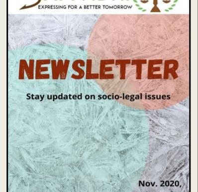 SamVidhi Newsletter: November 2020, Issue 3