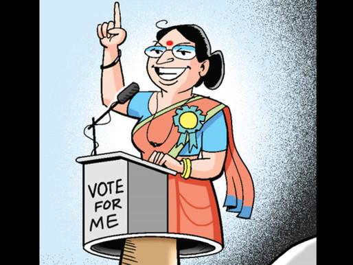 Women's Representation in India's State Legislative Assemblies