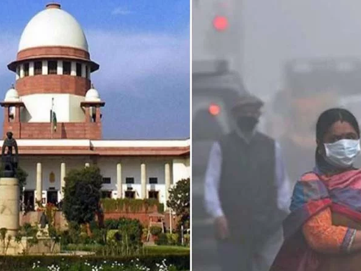 ROLE OF JUDICIARY IN PREVENTING AIR POLLUTION