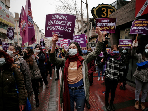 Istanbul Exits Istanbul Convention: Turkey's Withdrawal and the Shattering Picture of Women's Right