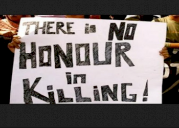 Honour killings - Patriarchal crime against women's autonomy