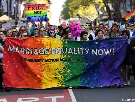 Same-Sex Marriage: A Step Towards Inclusion