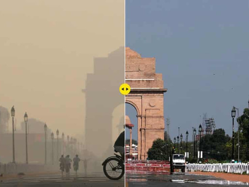 A JOURNEY FROM NATIONAL CAPITAL TO SMOG CITY: THE LAWS TO CURB URBAN AIR POLLUTION