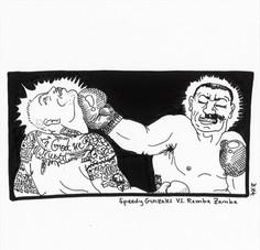 Underground Fight League