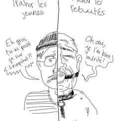 Tink - Caricatures 2017