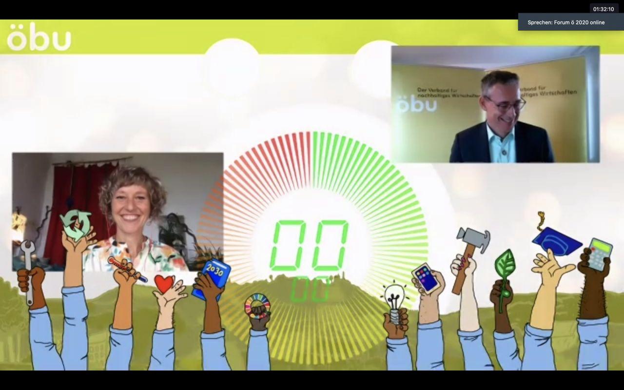 Forum ö 2020: participants online!